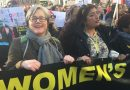 Womens' March on London 21st January 2017