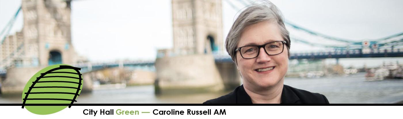 Caroline Russell AM