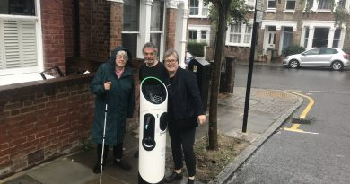 Respecting our right of way, why EV charging points need more thought