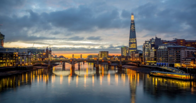 London's warming – and we're not ready