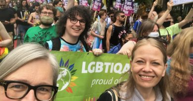 Inclusive Green Party policy on all women's rights